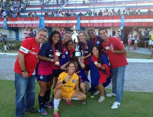 Bahia feminino (Foto: Divulgação / EC Bahia)