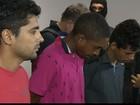 Trio golpeou Vivianny com chave de fenda e queimou corpo, diz polícia