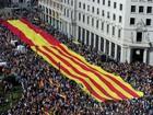 Manifestação anti-separatista reúne milhares na Espanha