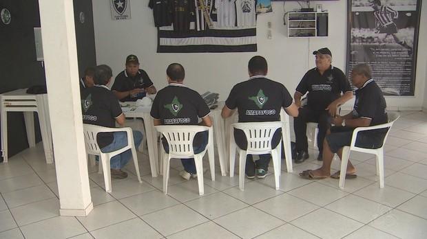 Globo Esporte Amapá, amapafogo, torcida, botafogo (Foto: Globo Esporte AP)