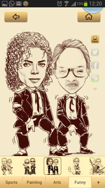 screenshot de MomentCam