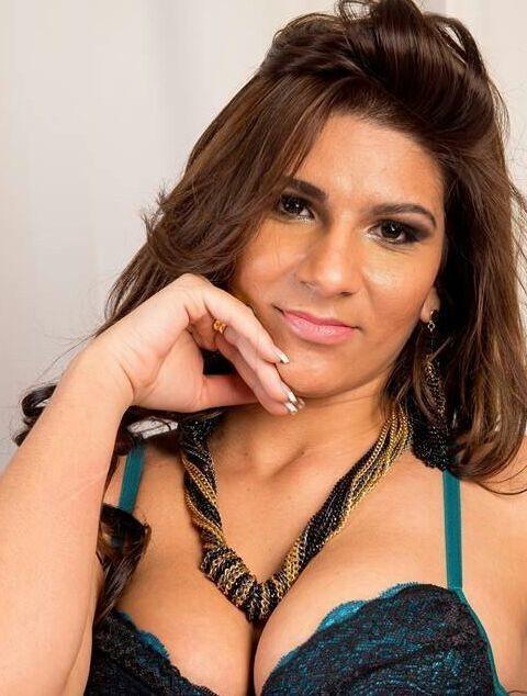 Gabryella Ribeiro (Foto: Mia Vargas / Divulgação)