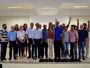 Waldez recebeu apoio de maioria dos deputados eleitos no Amapá (Foto: Divulgação/Asscom Waldez Góes)