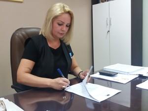 mp, protocola, ação eleitoral, candidatos, prefeitura, governo, Macapá, Amapá (Foto: Jéssica Alves/ G1)