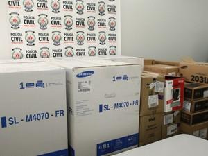 Polícia Civil de Uberlândia recebe mais de R$ 50 mil em equipamentos (Foto: Divulgalção/Secom/PMU)