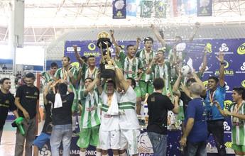 Amigos de Alfredo decide nos pênaltis e é campeão da Copa Rede AM 2016