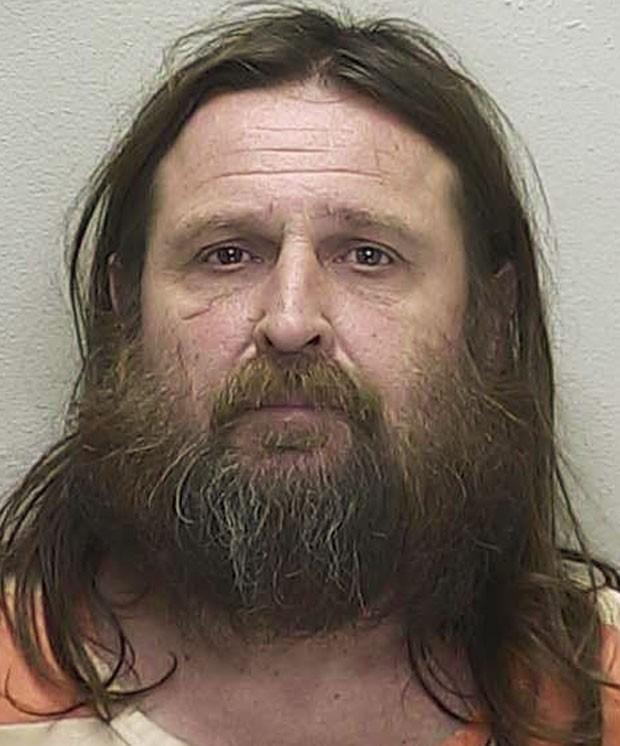 Robert Mitchell foi preso por roubar duas latas de sardinha avaliadas em US$ 1,98  (Foto: Divulgação/Marion County Sheriff's Office)
