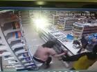PM detém suspeito de três roubos em farmácia de Santa Maria, no DF