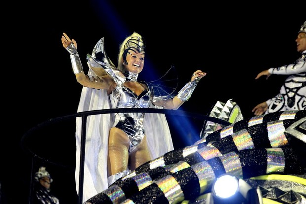 Xuxa (Foto: Cláudio Andrade )