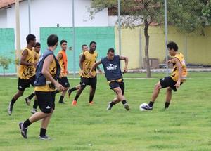 Mixto, treinos, 2016 (Foto: Assessoria/Mixto EC)