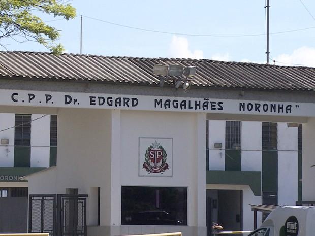 Pemano Tremembé Presídio Edgard Noronha (Foto: Reprodução/TV Vanguarda)