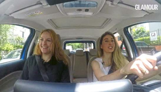 Ford Paula Merlo e Renata Kalil (Foto: Reprodução)