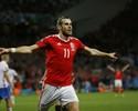 """Sucesso de País de Gales na Eurocopa faz cidade mudar de nome para """"Bale"""""""