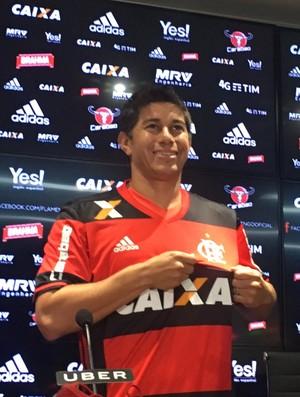 Apresentação Conca Palmeiras (Foto: Amanda Kestelman)
