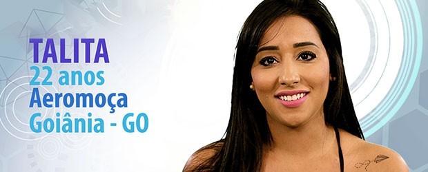 Talita (Foto: Divulgao)