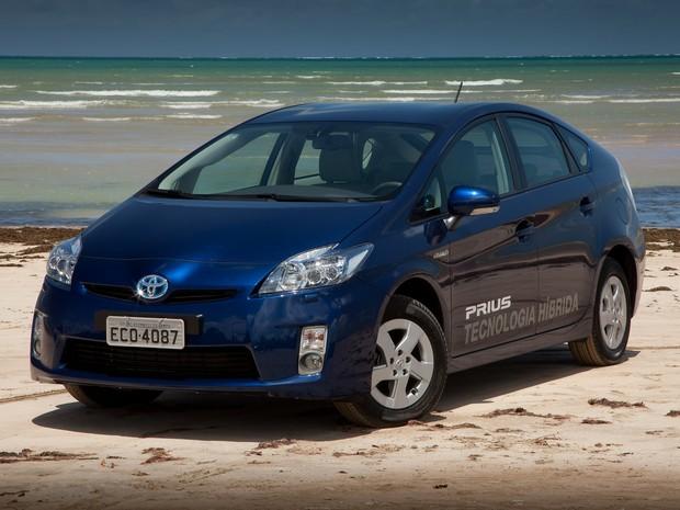 Toyota Prius (Foto: Divulgação)