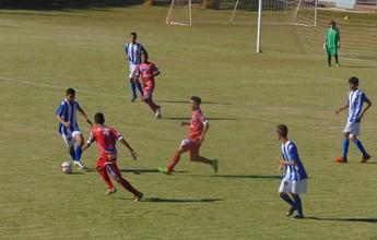 Times da região têm resultados distintos no Paulista Sub-17 e Sub-15