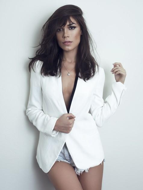 Carla Salle (Foto: André Nicolau)