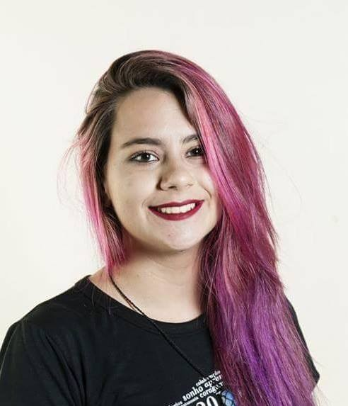 Kimberly, de 17 anos, desapareceu em Itabira, MG (Foto: Arquivo Pessoal )