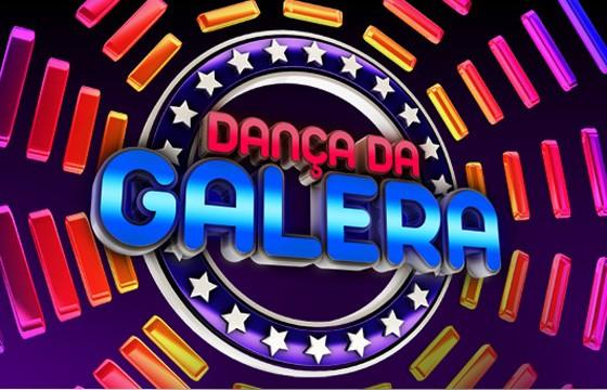 logo dança da galera (Foto: Tv Globo)