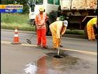 Com fim de pedágios, rodovias estão em condições precárias no RS