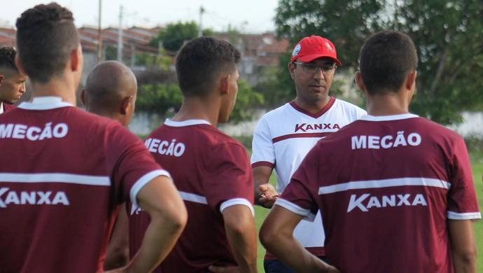 América-RN - Felipe Surian - jogadores (Foto: Canindé Pereira/América FC/Divulgação)
