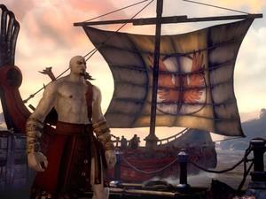 God of War Ascension será lançado no dia 12 de março de 2013 com legendas e dublagem em português. (Foto: Divulgação)
