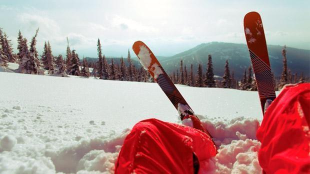 Estao de esqui (Foto: Divulgao)