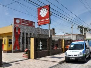 Associação Irmãos da Solidariedade  está localizada na Rua Santo Antônio, no Jardim Carioca, em Guarus (Foto: Divulgação/Prefeitura de Campos)