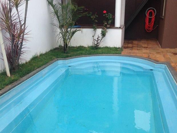 Bom Despacho, mosquito, larvas, piscina, dengue (Foto: maurício reis/Divulgação)
