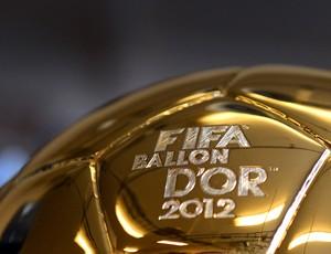 bola de ouro (Foto: AFP)
