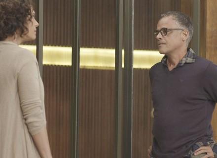 Luis revela segredo de Edgar para Marta