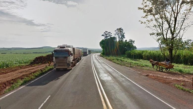 PR-323-rodovia (Foto: Google Maps)