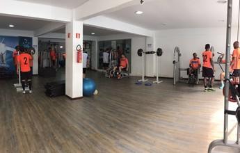 Com retornos de atacantes, Paysandu volta aos treinos visando o Juventude