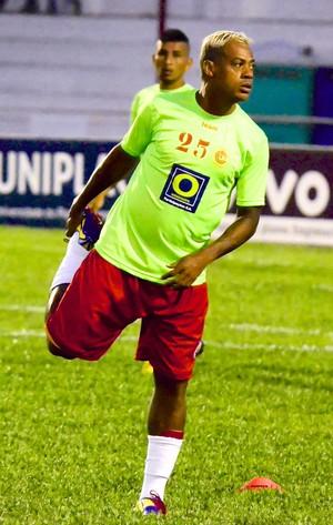 Marcelinho Paraiba Inter de Lages (Foto: Greik Pacheco/Inter de Lages)