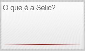 O que é a Selic? (Foto: G1)