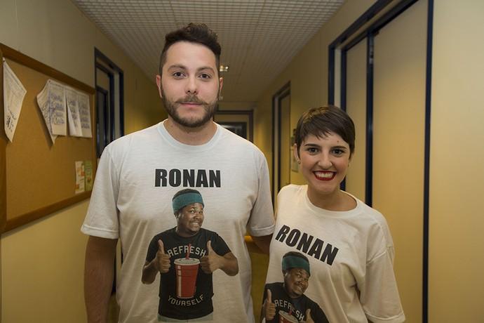 família Ronan paredão (Foto: Raphael Dias/Gshow)