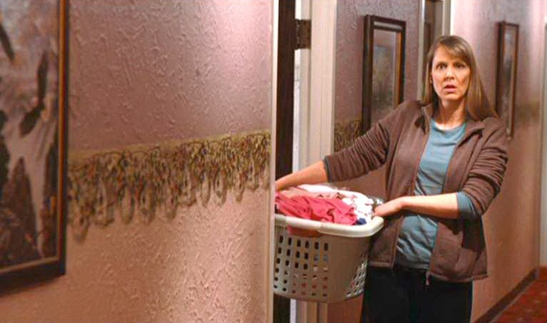 Amy Morton no filme 'Up In The Air' (Foto: Divulgao)