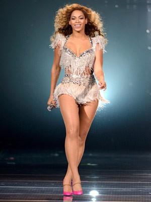 A cantora Beyoncé (Foto: Divulgação)