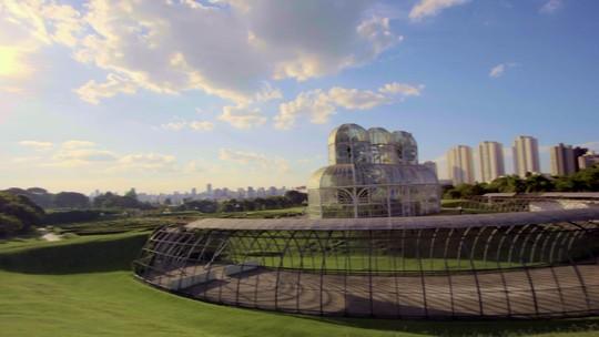 Expedição Urbana mostra a importância dos parques em Curitiba