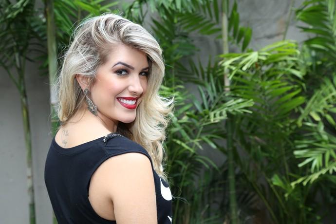 Lorena Improta, que fez cinco tatuagens no corpo (Foto: Carol Caminha/Gshow)
