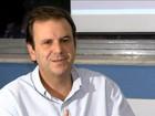 Eduardo Paes é internado no Rio para tratar um cálculo renal