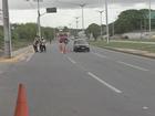 Polícia registra 54 acidentes e cinco mortes durante fim de semana no CE