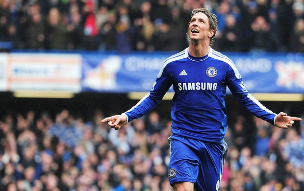 Fernando Torres, Chelsea (Foto: Getty Images)