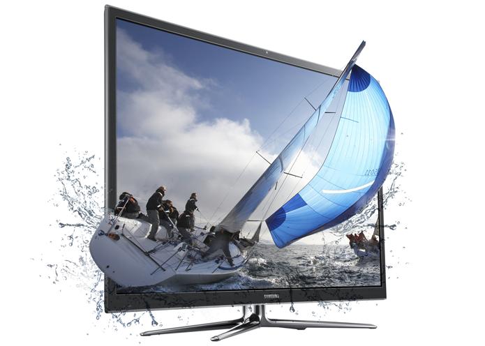 Samsung e LG podem desistir de investir em TVs 3D (Foto: Divulgação/Samsung)