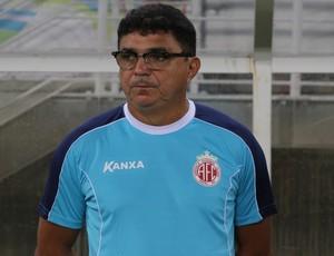América-RN - Flávio Araújo, técnico (Foto: Canindé Pereira/América FC/Divulgação)