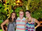 Maria Gadú faz show no Rio e leva a namorada