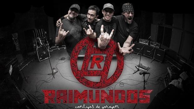 Raimundos Cantigas de Garagem (Foto: Divulgao)