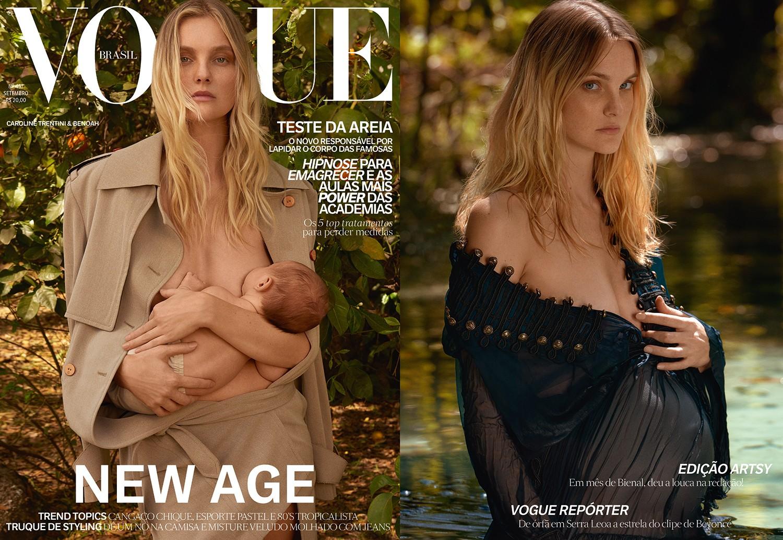 Capa Vogue Setembro 2016 (Foto: Vogue Brasil)