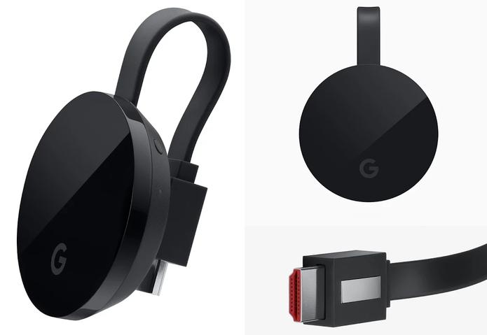Chromecast Ultra traz imagens em 4K (Foto: Reprodução/Google)